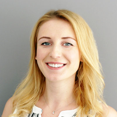 Hanna Roslyk - Correspondent Business Development