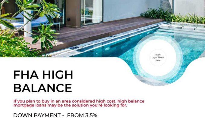 FHA High Balance