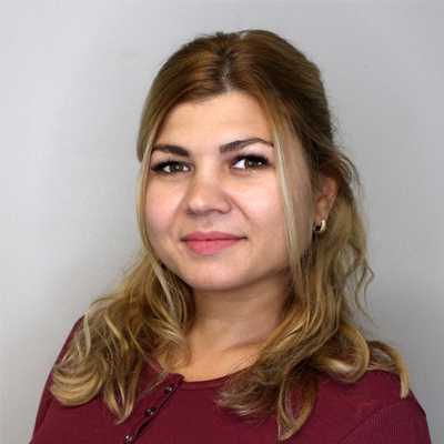 Diana Chiosea - Servicing Manager