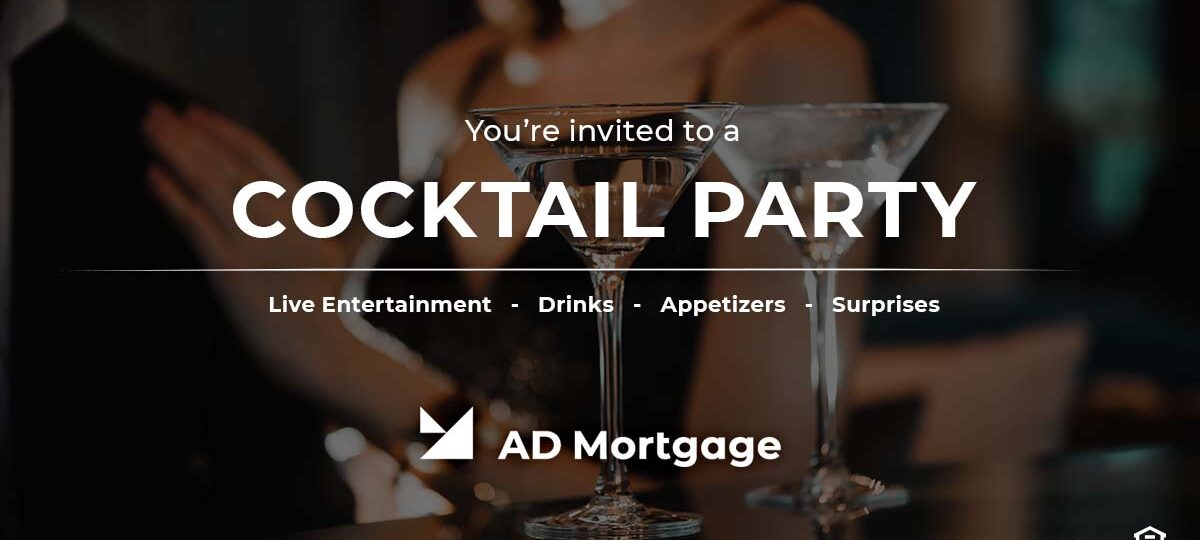 MBA Mortgage Expo Cocktail Party