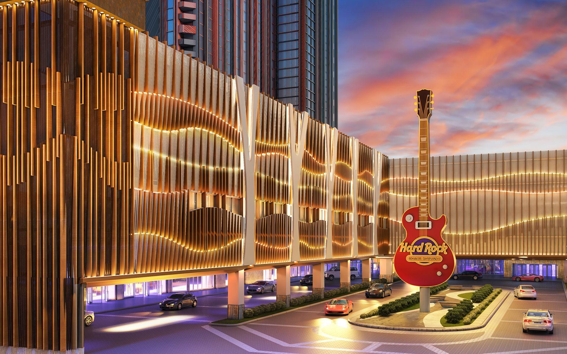 atlantic city nj hard rock hotel and casino